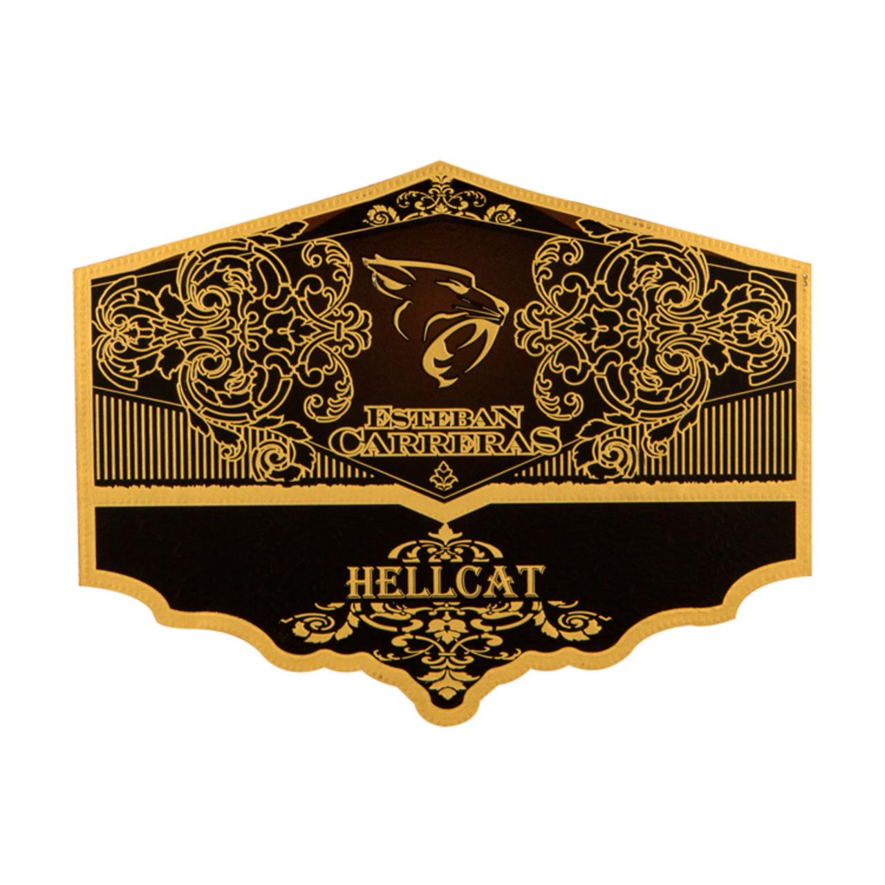 Esteban Carreras Chupacabra Hellcat Robusto Grande Cigars - 5.5 x 54 (Box of 20)