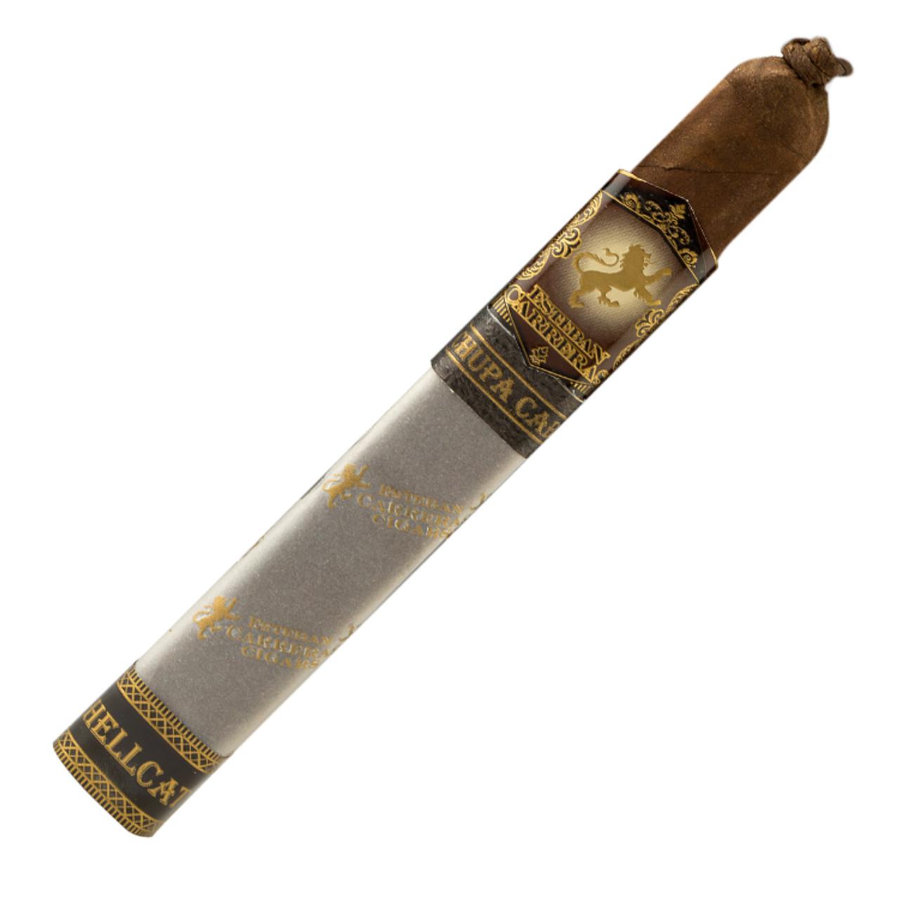 Esteban Carreras Chupacabra Hellcat Toro Grande Cigars - 6.5 x 54 (Box of 20)