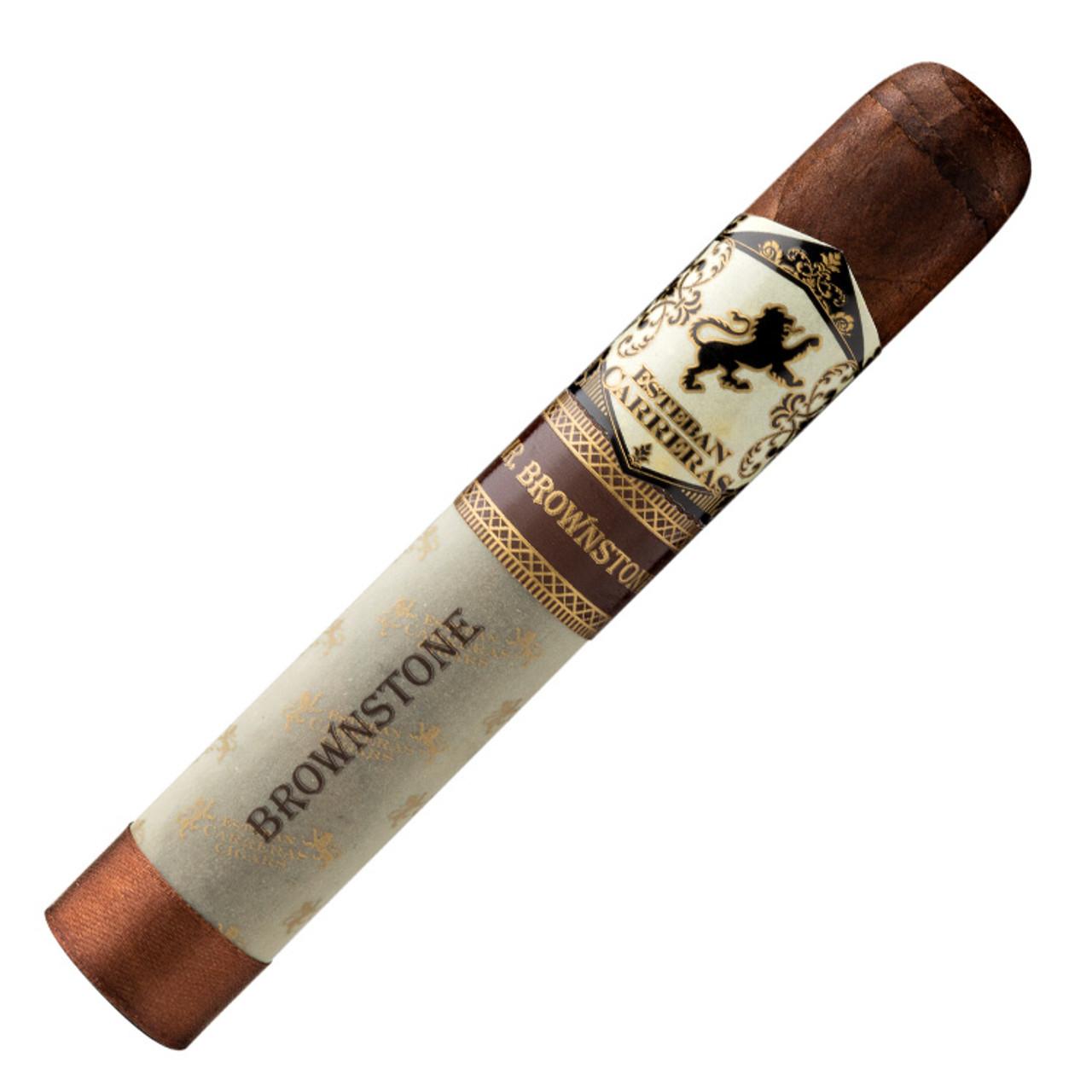 Esteban Carreras Mr. Brownstone Sixty Cigars - 6 x 60 (Box of 20)
