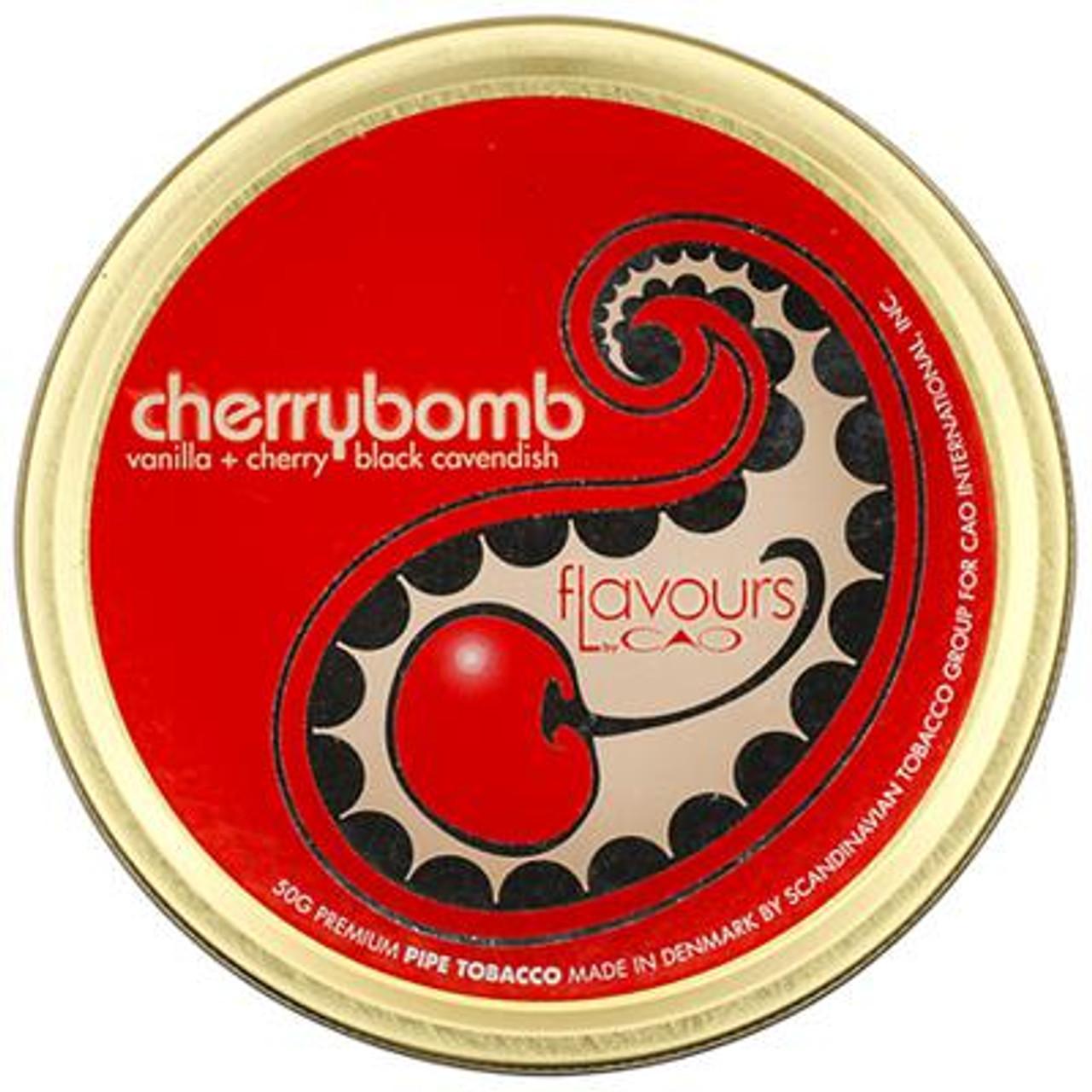 CAO Cherrybomb 50g Tin Pipe Tobacco