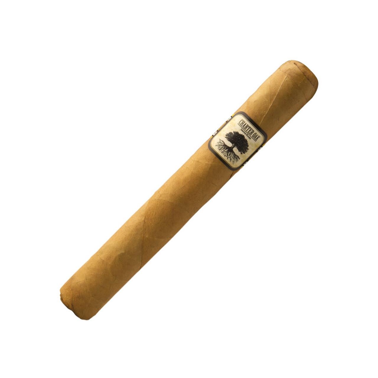 Foundation Charter Oak Toro Cigars - 6.5 x 52 (Box of 20)