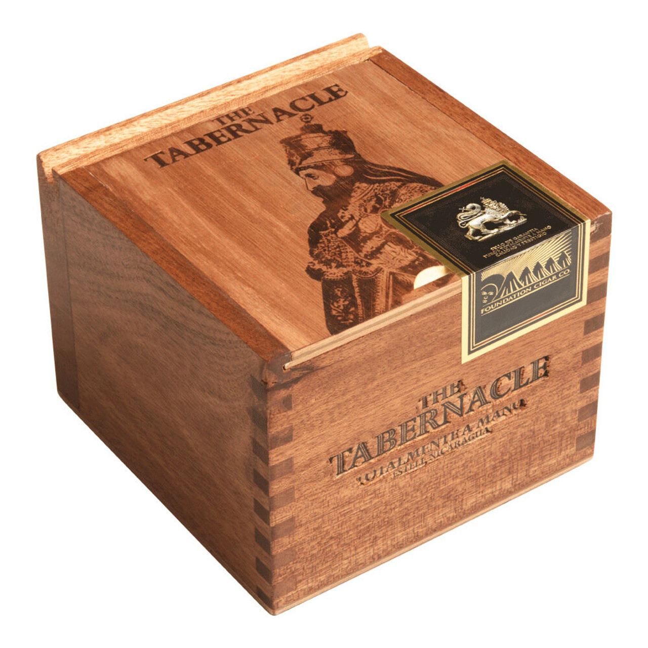 Foundation The Tabernacle Toro Cigars - 6 x 52 (Box of 24)