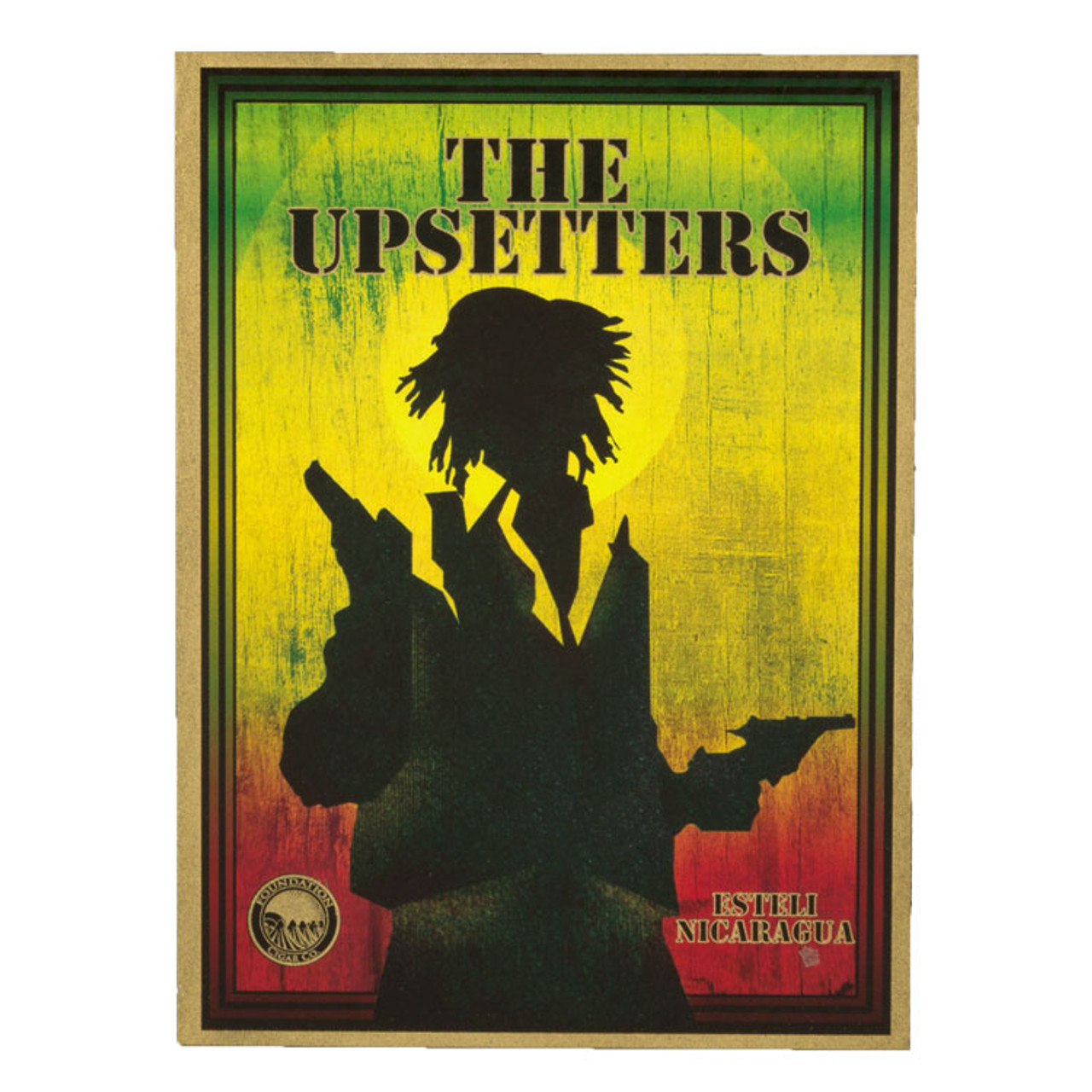 Foundation The Upsetters Rock Steady Cigars - 4.5 x 54 (Box of 20)