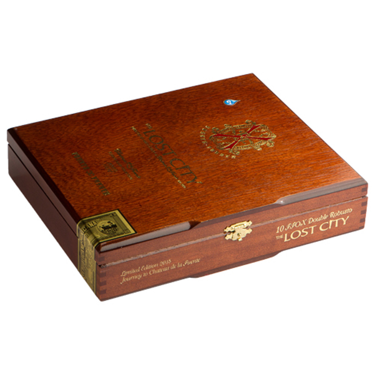Fuente Fuente Opus X The Lost City Double Robusto Cigars - 5.75 x 52 (Box of 10)