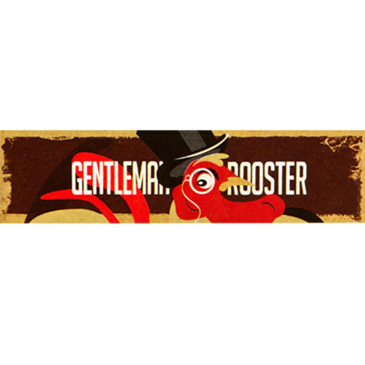 Gentleman Rooster Gigante Cigars - 6 x 60 (Bundle of 20)