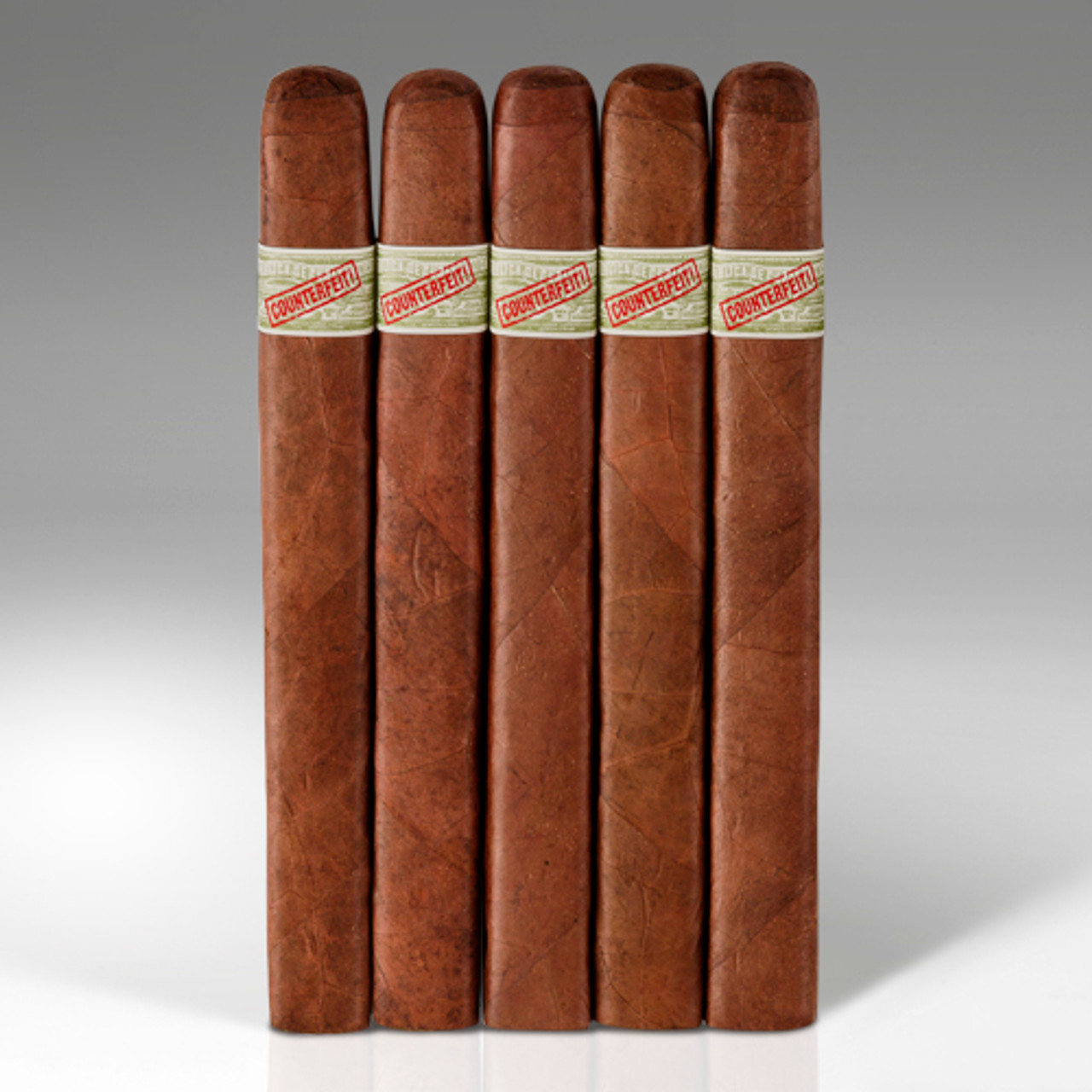 Genuine Counterfeit Cubans Churchill Cigars - 7 x 52 (Pack of 5)