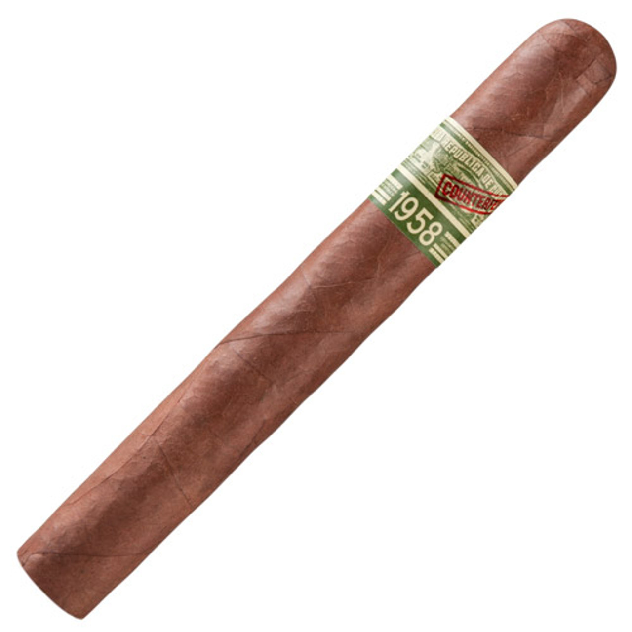 Genuine Pre-Embargo Counterfeit Cubans 1958 Corona Gorda Cigars - 6 x 50 (Pack of 5)