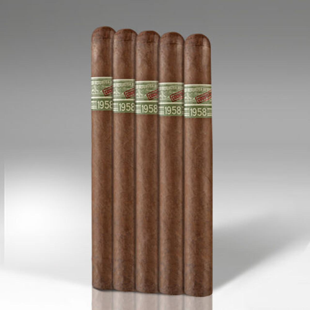 Genuine Pre-Embargo Counterfeit Cubans 1958 Prominentes Cigars - 7 x 52 (Pack of 5)