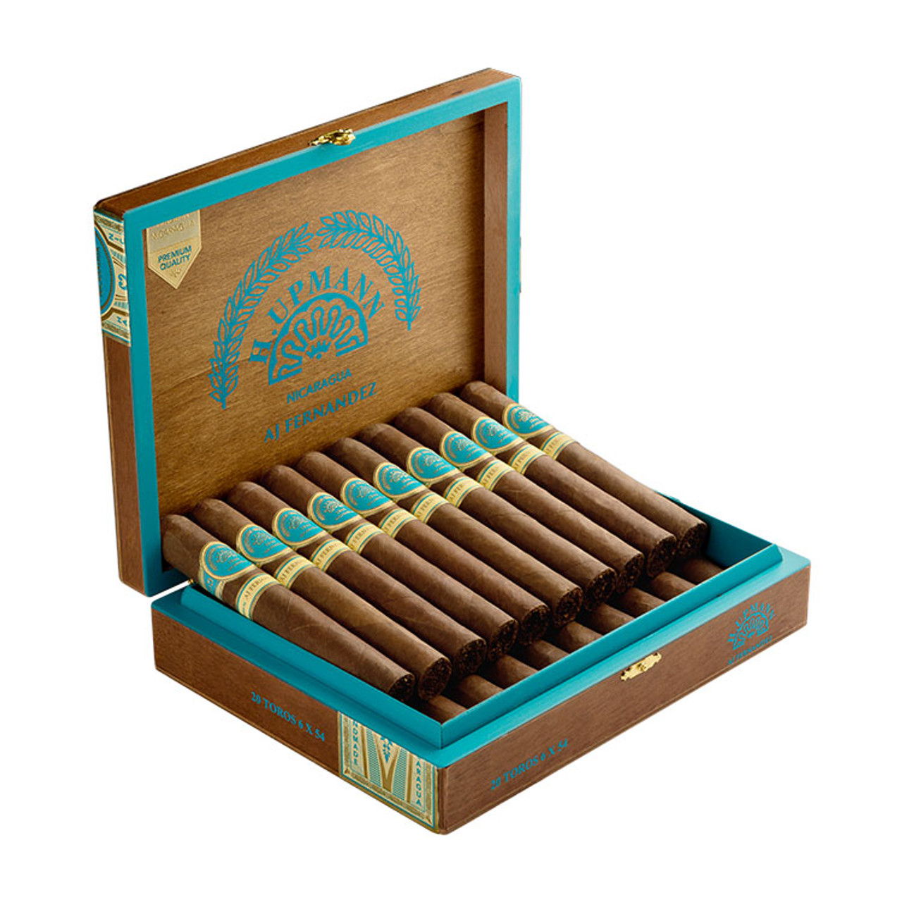 H. Upmann by AJ Fernandez Robusto Cigars - 5 x 52 (Box of 20)