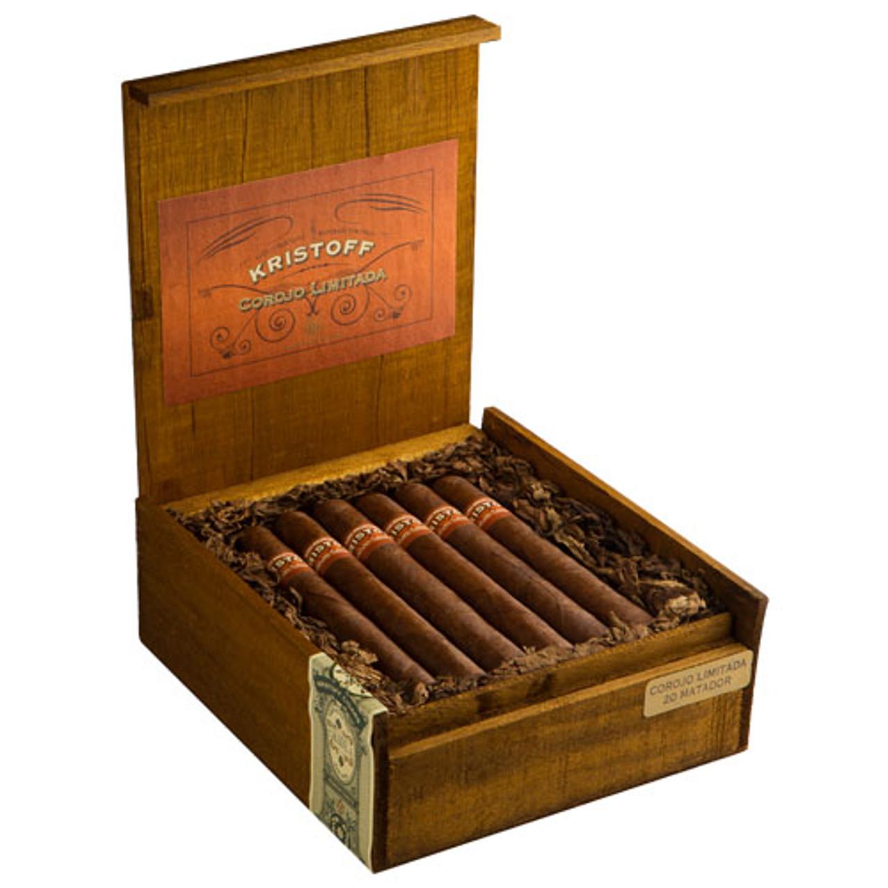 Kristoff Corojo Limitada Matador Cigars - 6.5 x 56 (Box of 20)