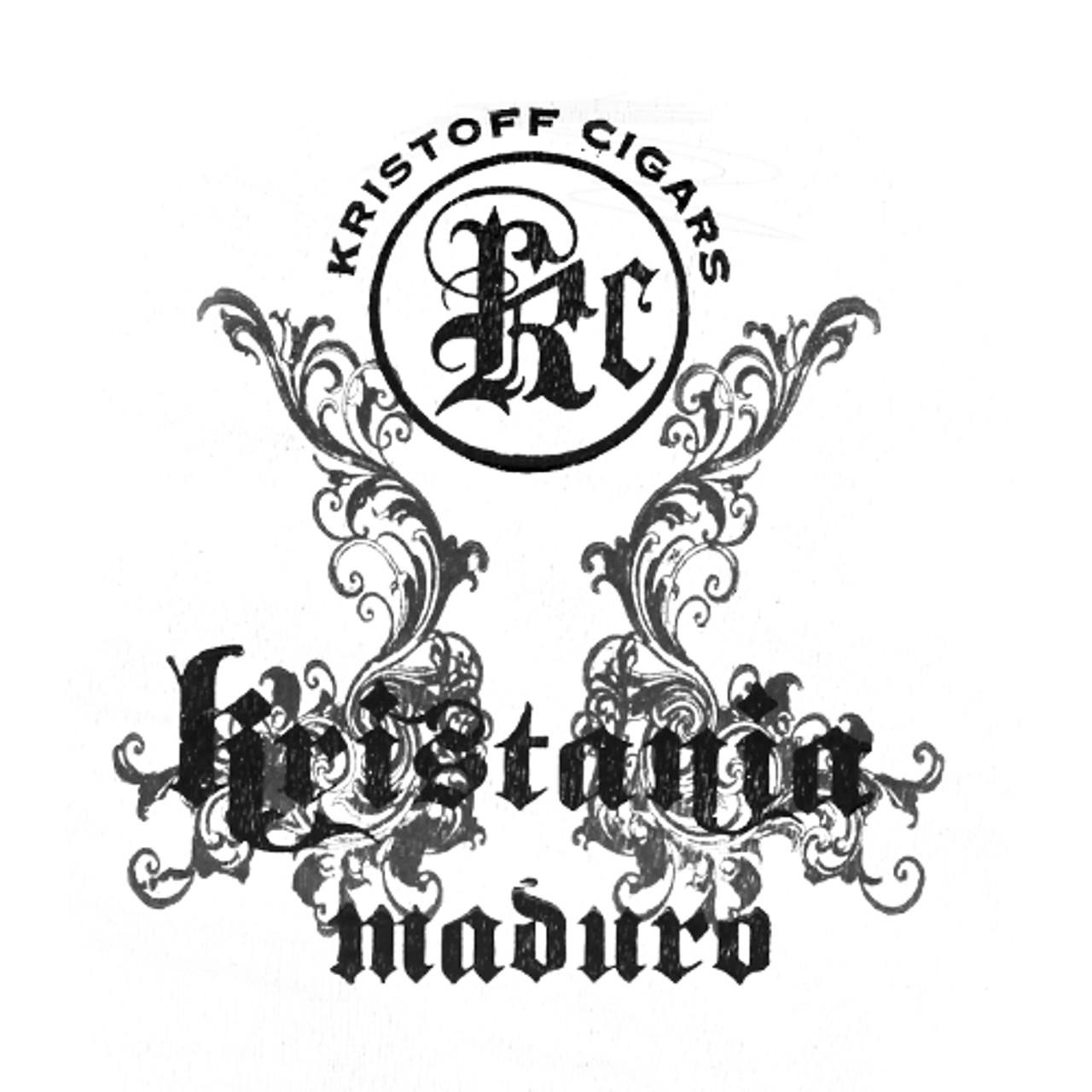 Kristoff Kristania Maduro Robusto Cigars - 5 x 50 (Box of 50)