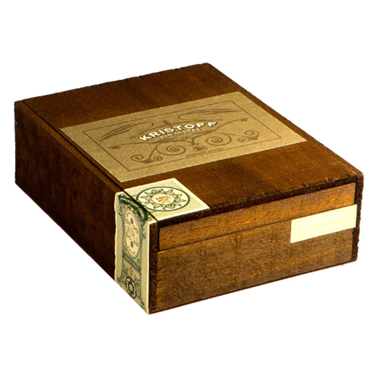 Kristoff San Andres 660 Cigars - 6 x 60 (Box of 20)