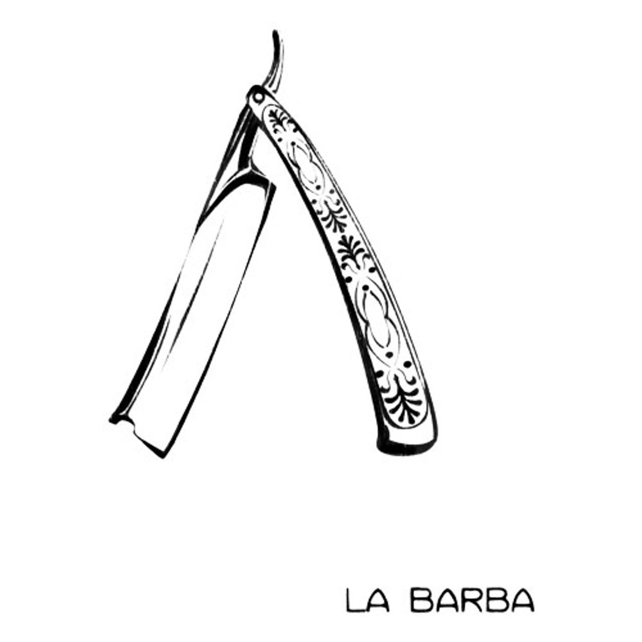 La Barba Red Corona Cigars - 5.75 x 46 (Box of 12)