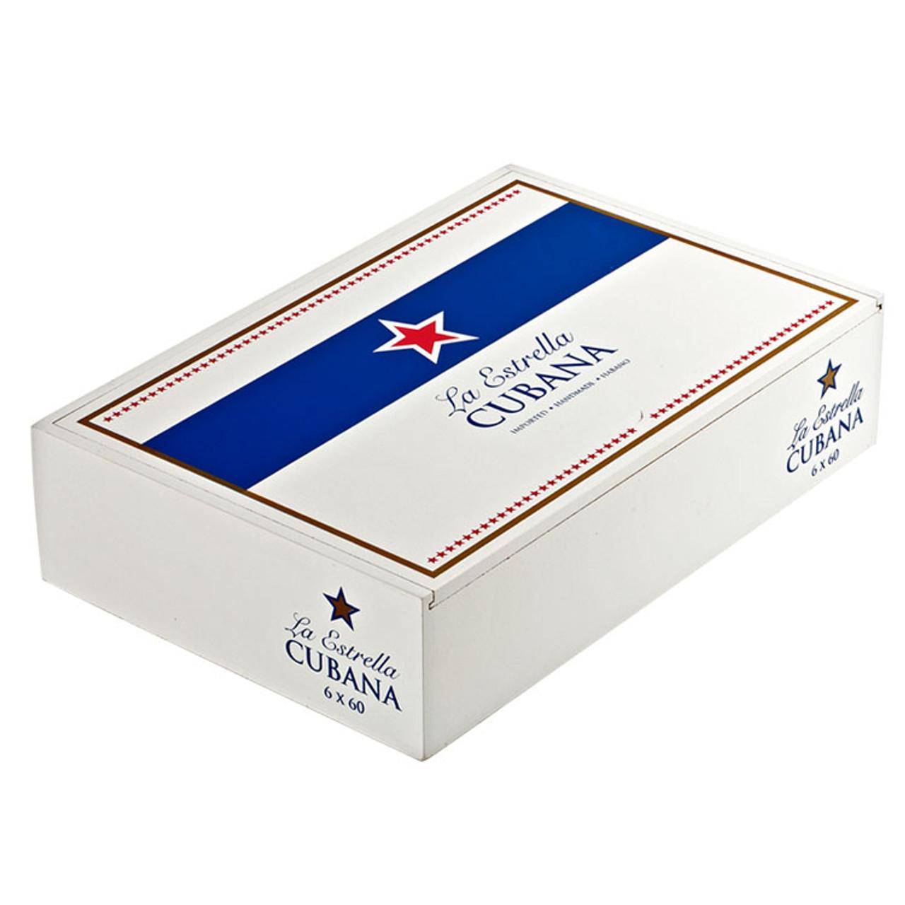 La Estrella Cubana Habano Gigante Cigars - 6 x 60 (Box of 20)