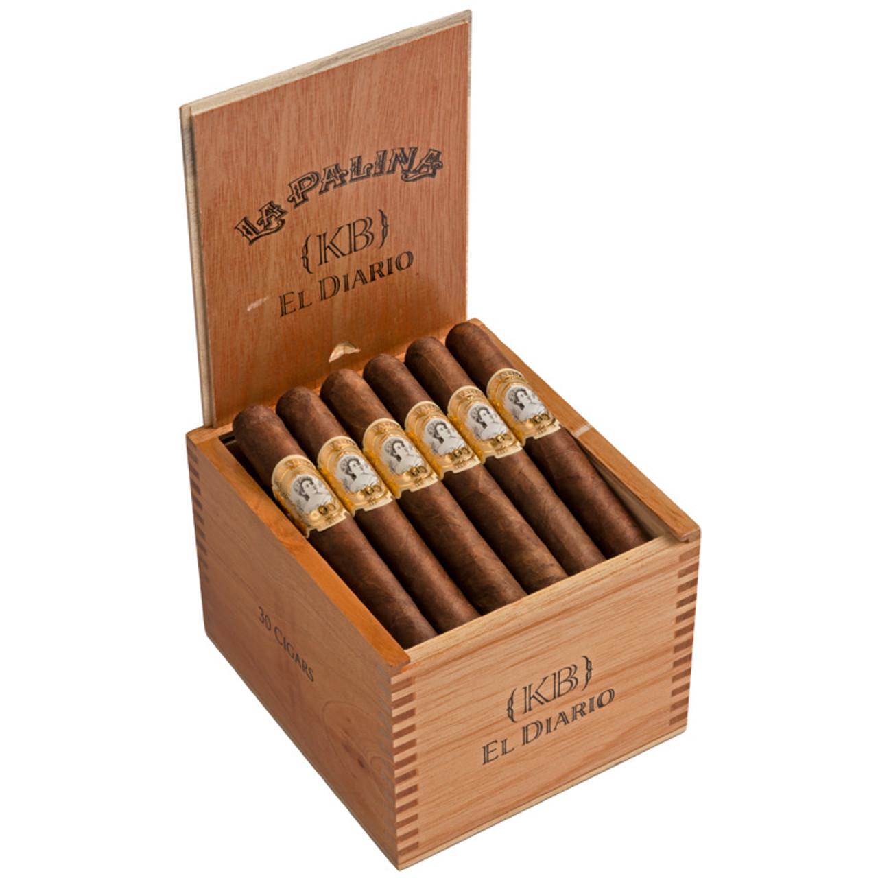La Palina El Diario KB Cigars - 4.25 x 40 (Box of 30)