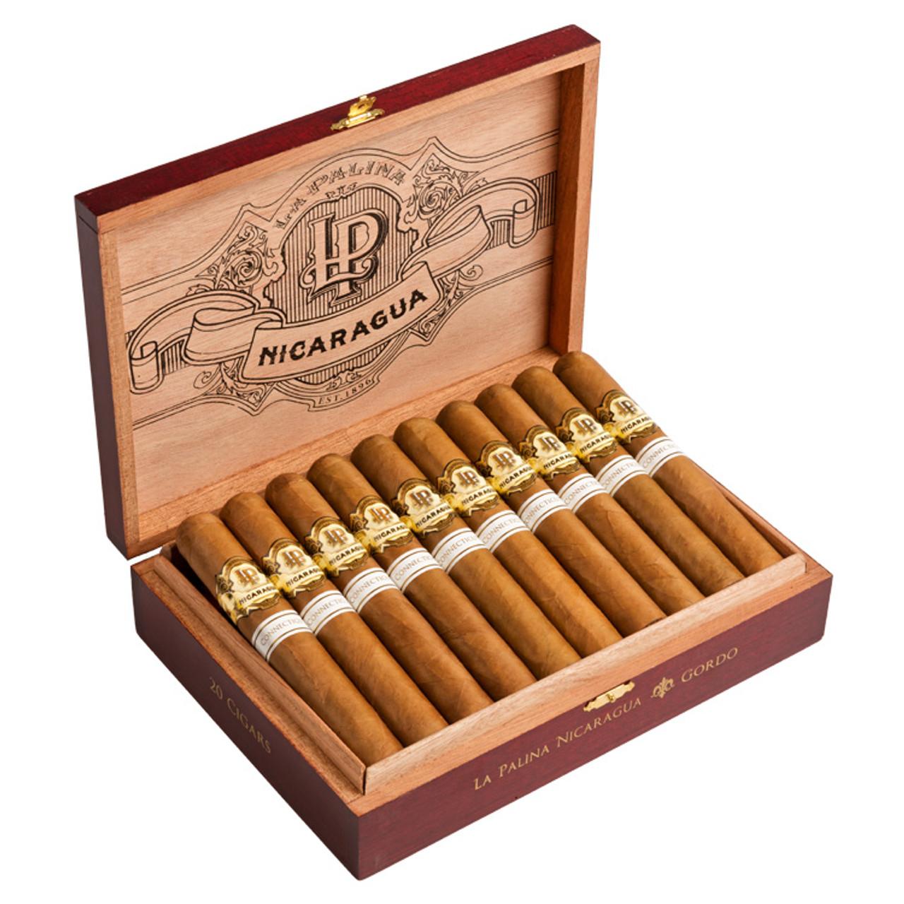 La Palina Nicaragua Oscuro Toro Cigars - 6 x 50 (Box of 20)