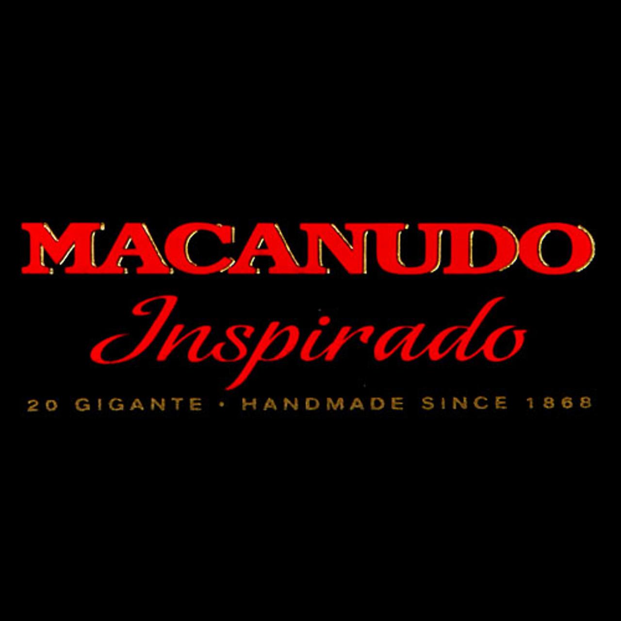 Macanudo Inspirado Black Robusto Cigars - 4.88 x 48 (Box of 20)