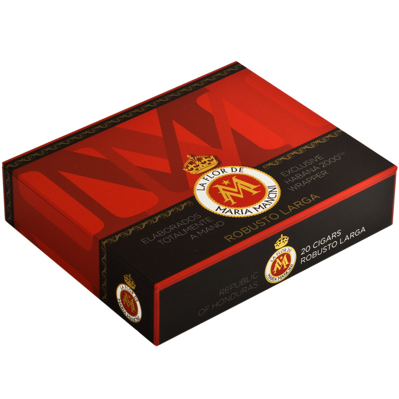 Maria Mancini Red Clemenceau Cigars - 7 x 50 (Box of 20)