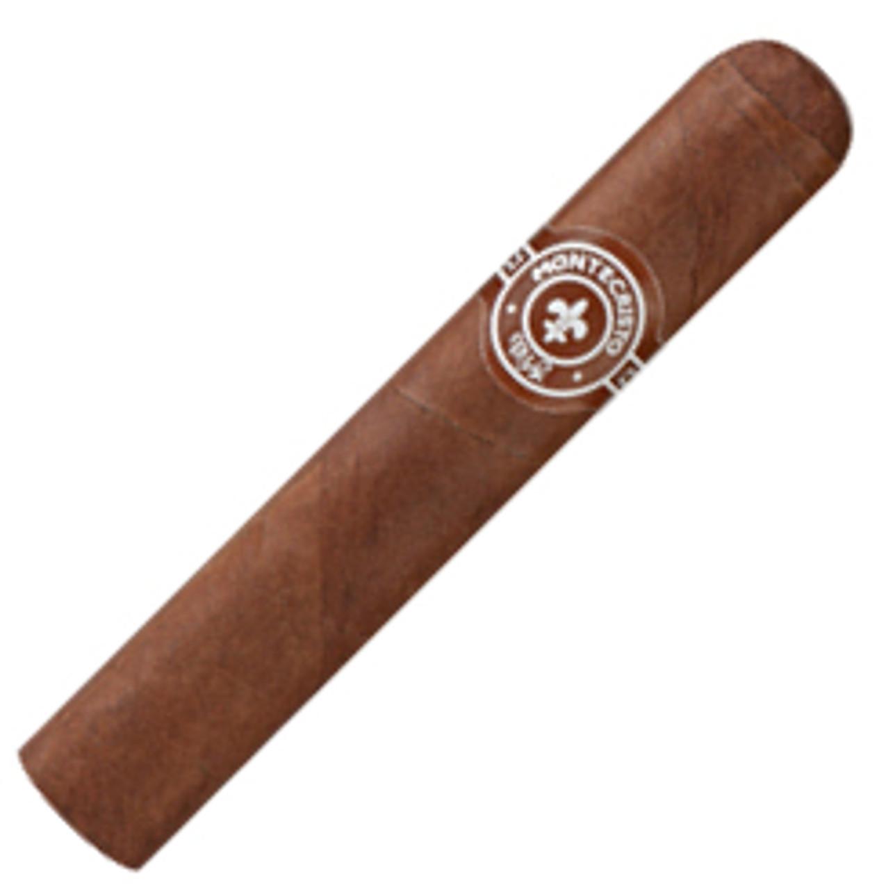 Montecristo No. 4 Box-Pressed Cigars - 4 x 44 (Box of 20)
