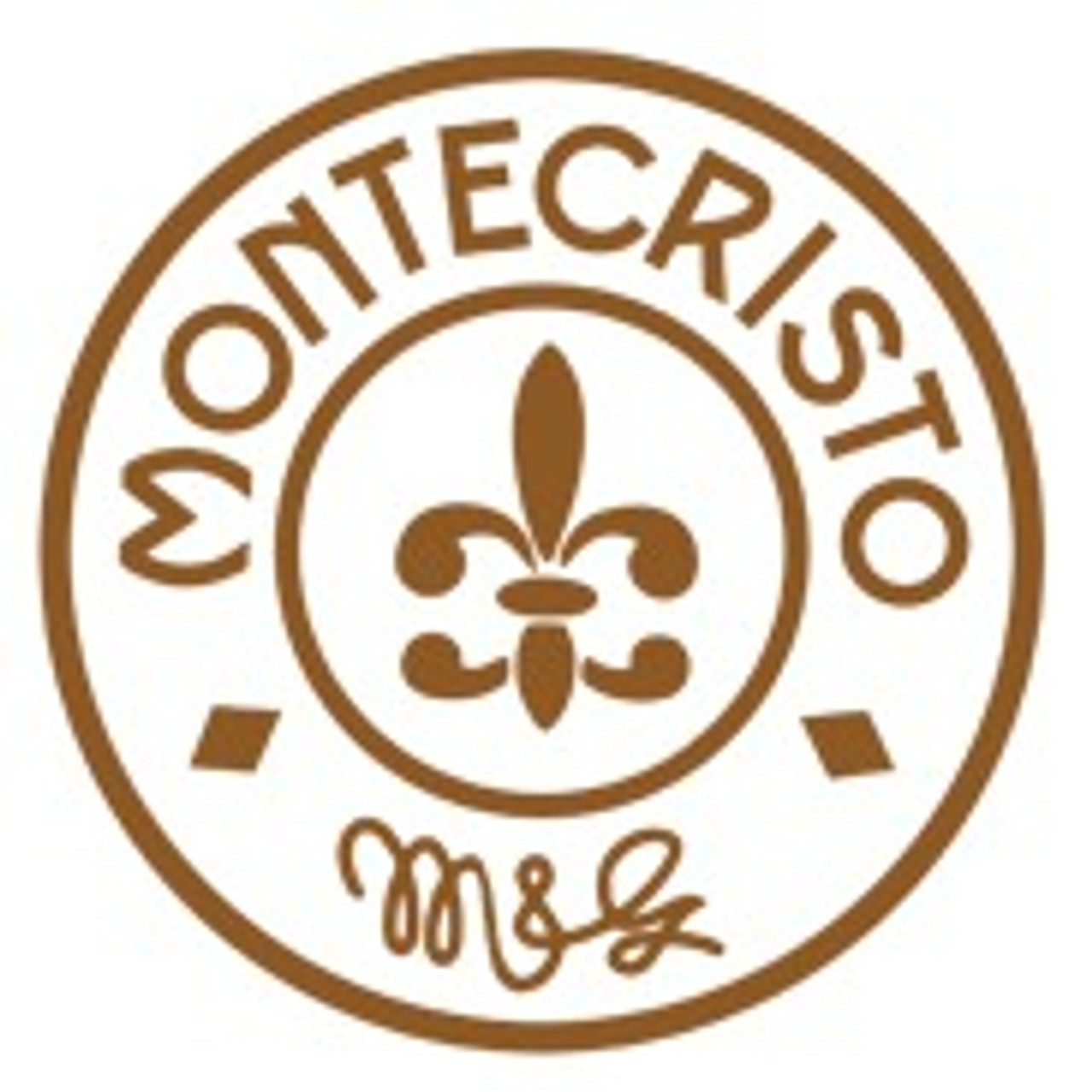 Montecristo Robusto Cigars - 5 x 50 (Box of 25)