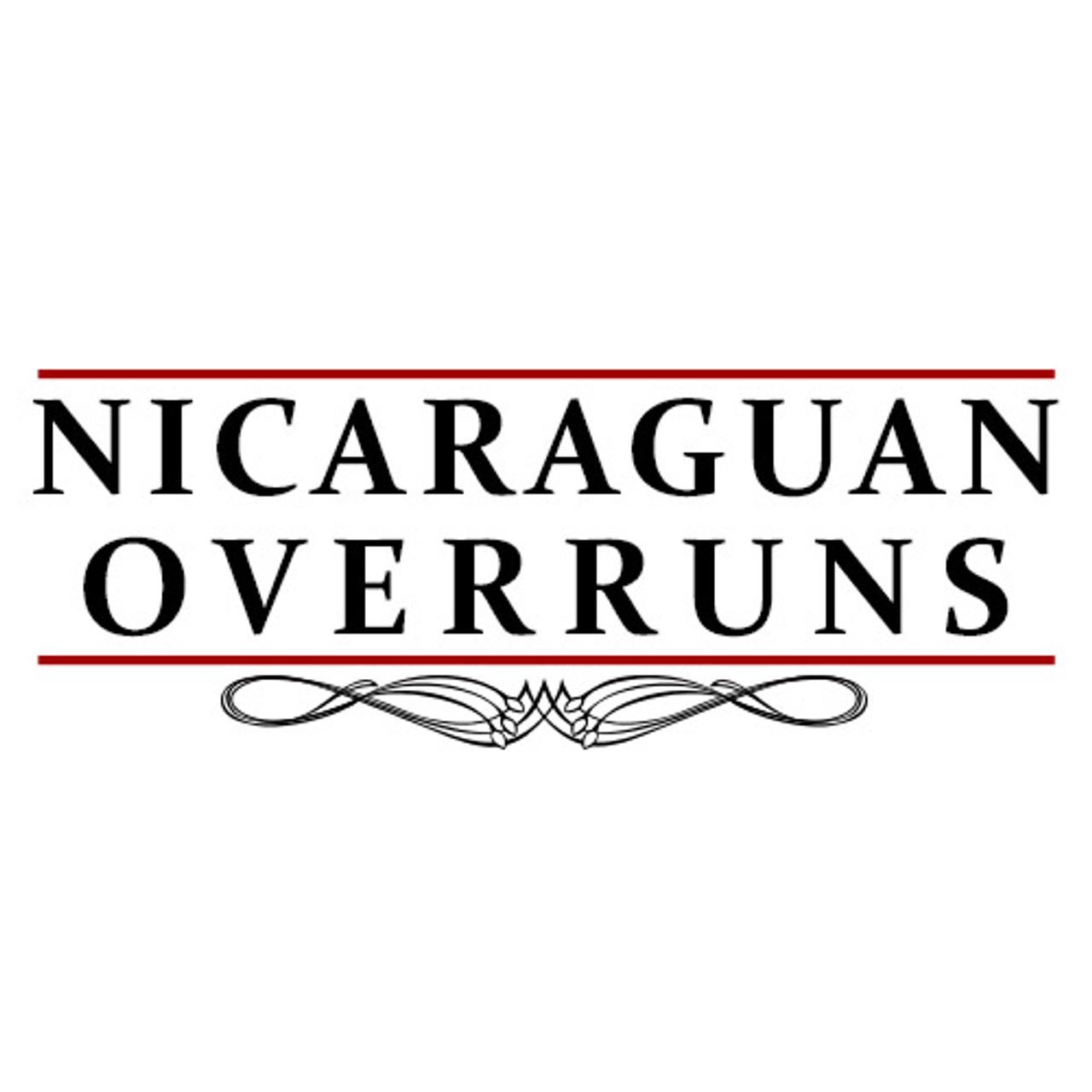 Nicaraguan Overruns Habano Toro Cigars - 6.5 x 54 (Bundle of 20)