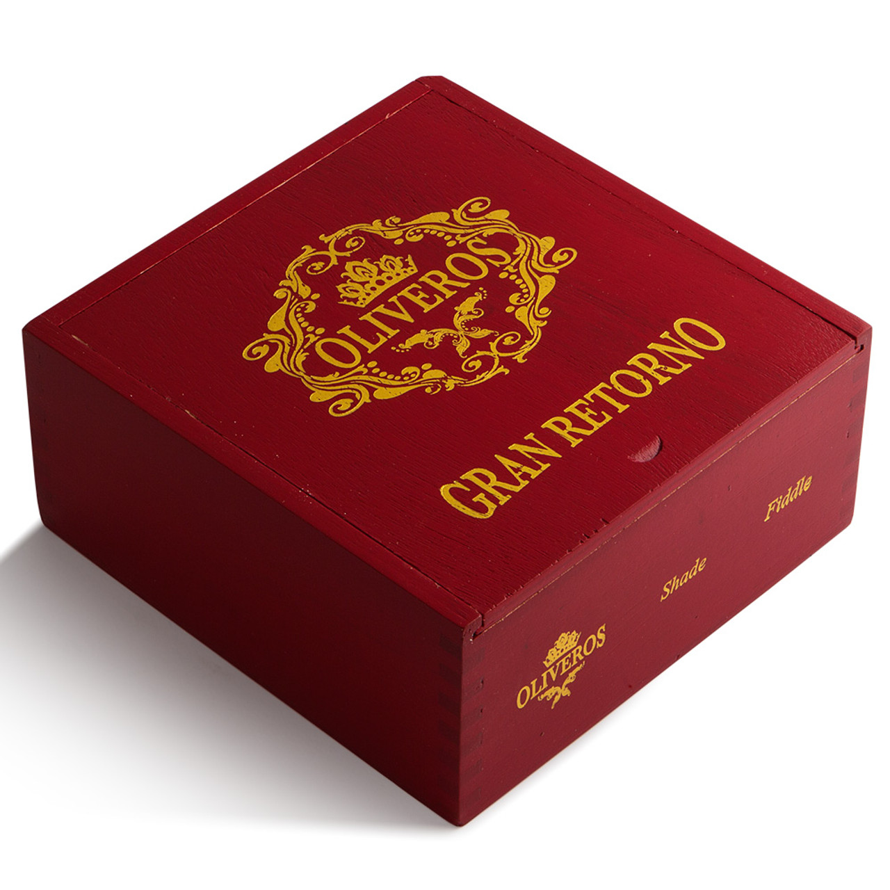 Oliveros Gran Retorno Connecticut Banjo Cigars - 4.5 x 52 (Box of 20)