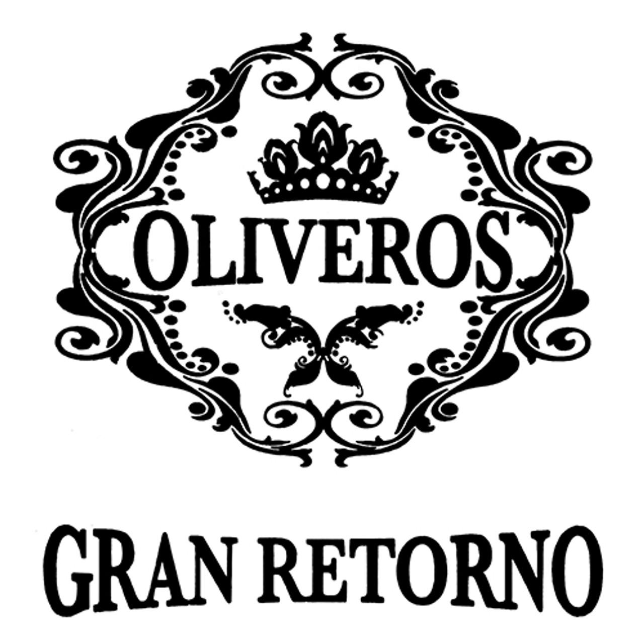 Oliveros Gran Retorno Maduro Swing Cigars - 6 x 50 (Box of 20)