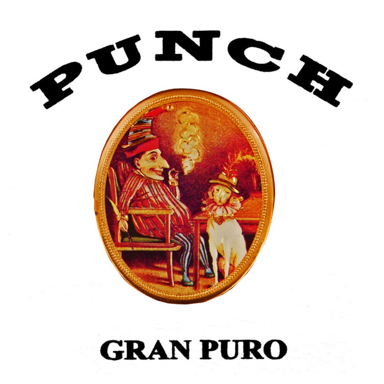 Punch Gran Puro Nicaragua Logo