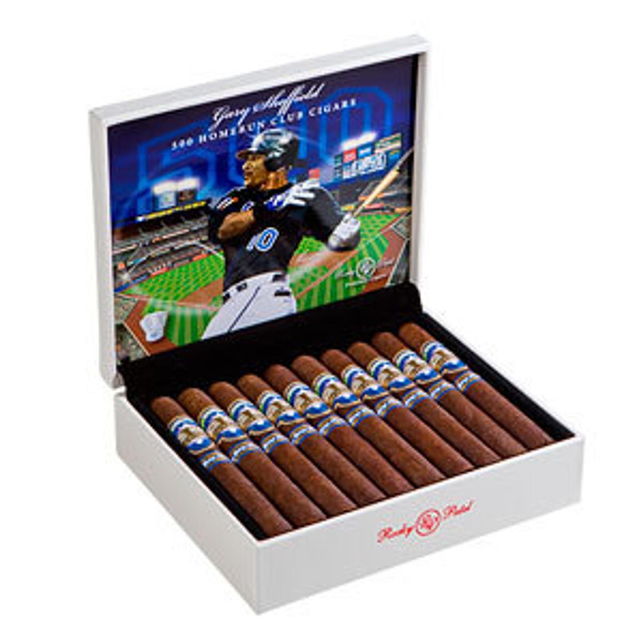 Rocky Patel HR500 by Gary Sheffield Toro Cigars - 6.5 x 52 (Box of 10)
