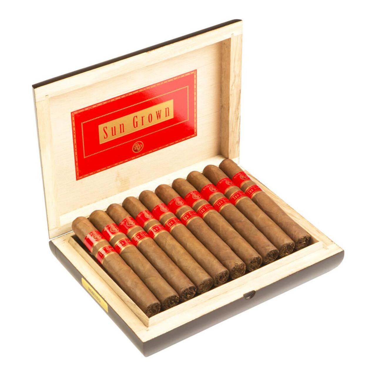 Rocky Patel Sun Grown Toro Cigars - 6.5 x 52 (Box of 20)