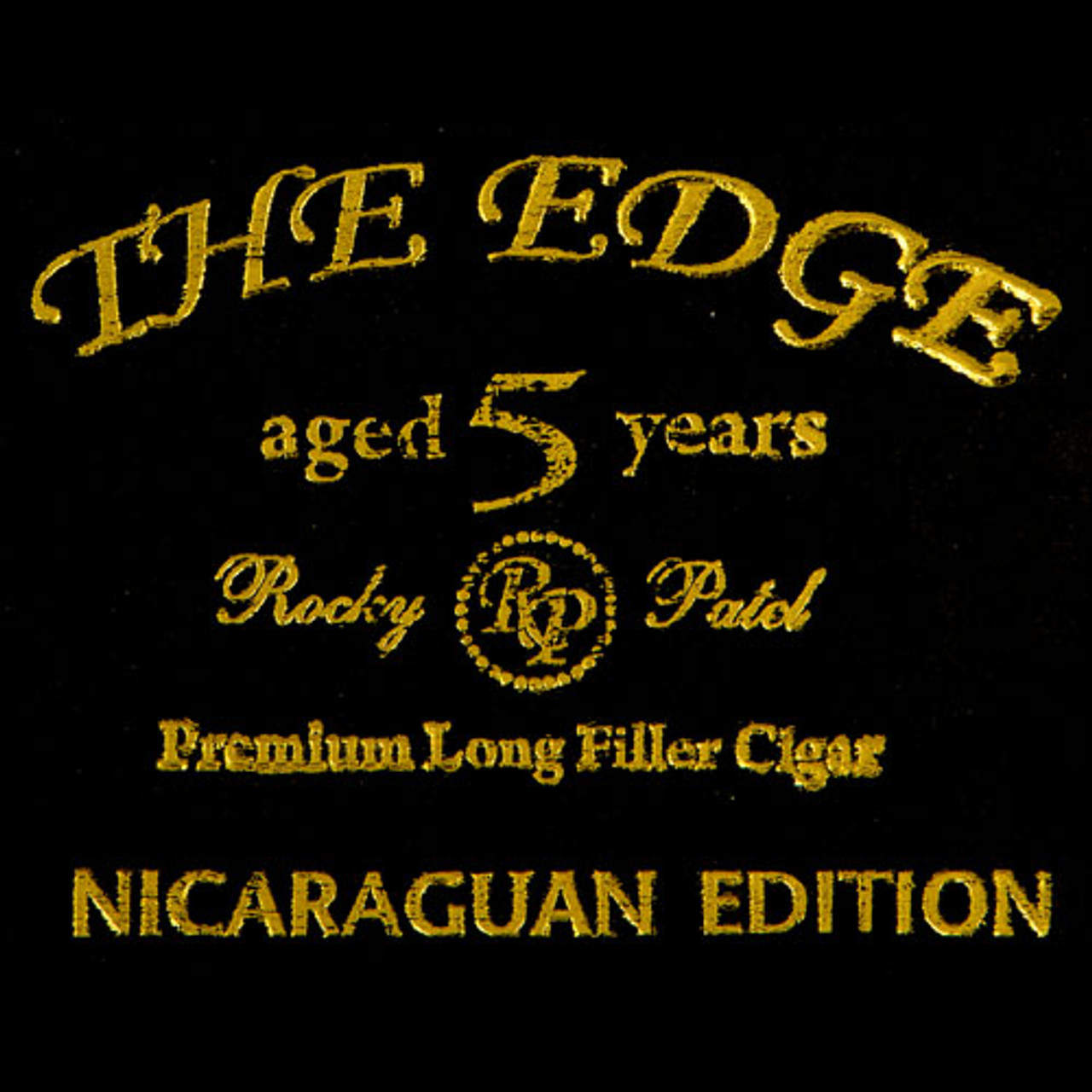 Rocky Patel The Edge Habano Torpedo Cigars - 6 x 52 (Box of 20)