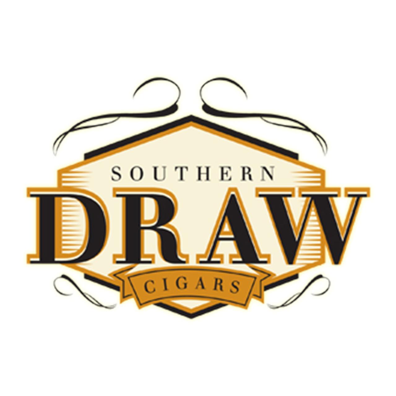 Southern Draw Rose Of Sharon Toro Drewpak Cigars - 6 x 52 (Pack of 5)