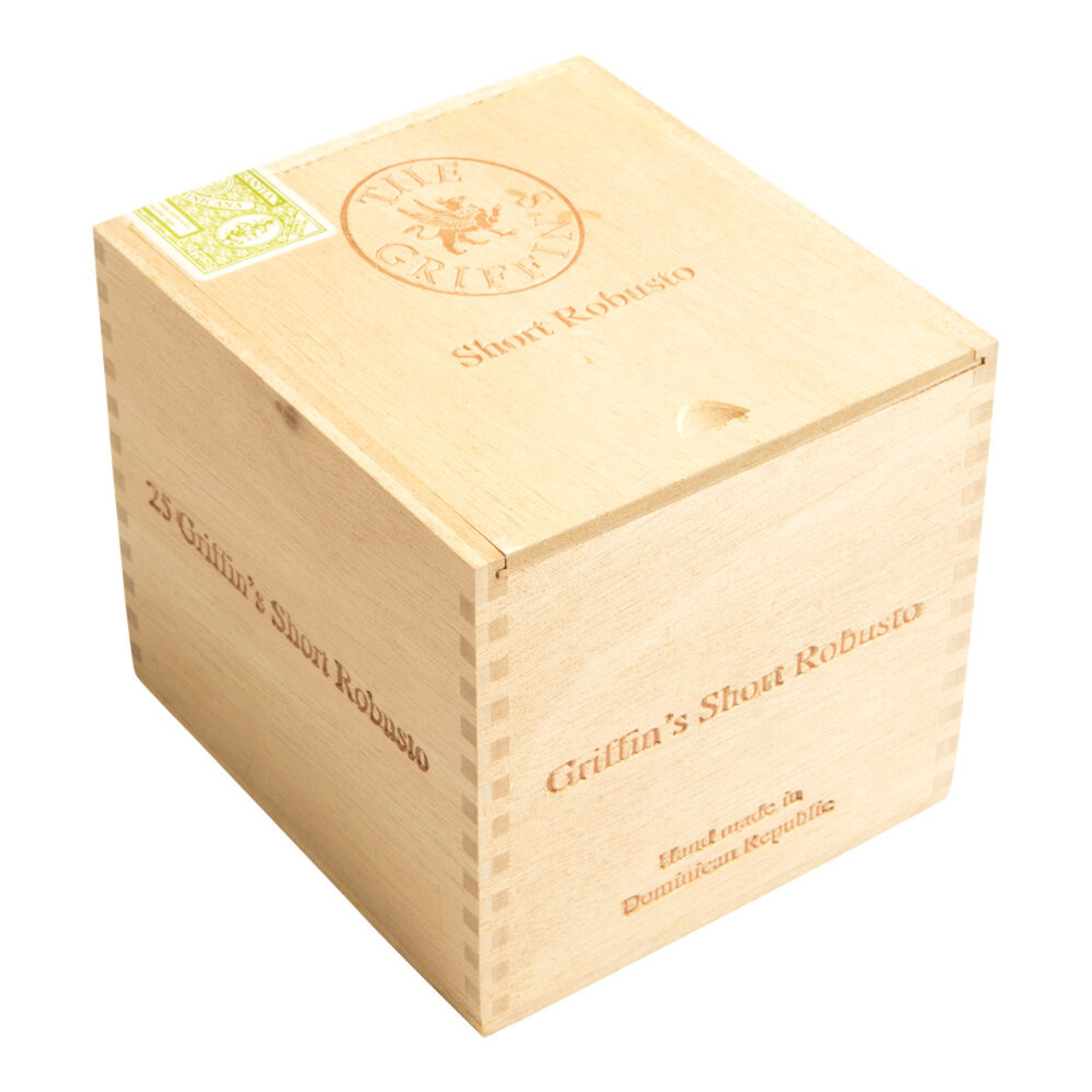 The Griffin's Robusto Tubo Cigars - 5 x 50 (Box of 20)