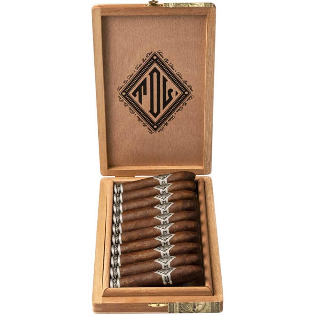 Todos Las Dias Double Wide Belicoso Cigars - 4.75 x 60 (Box of 10)