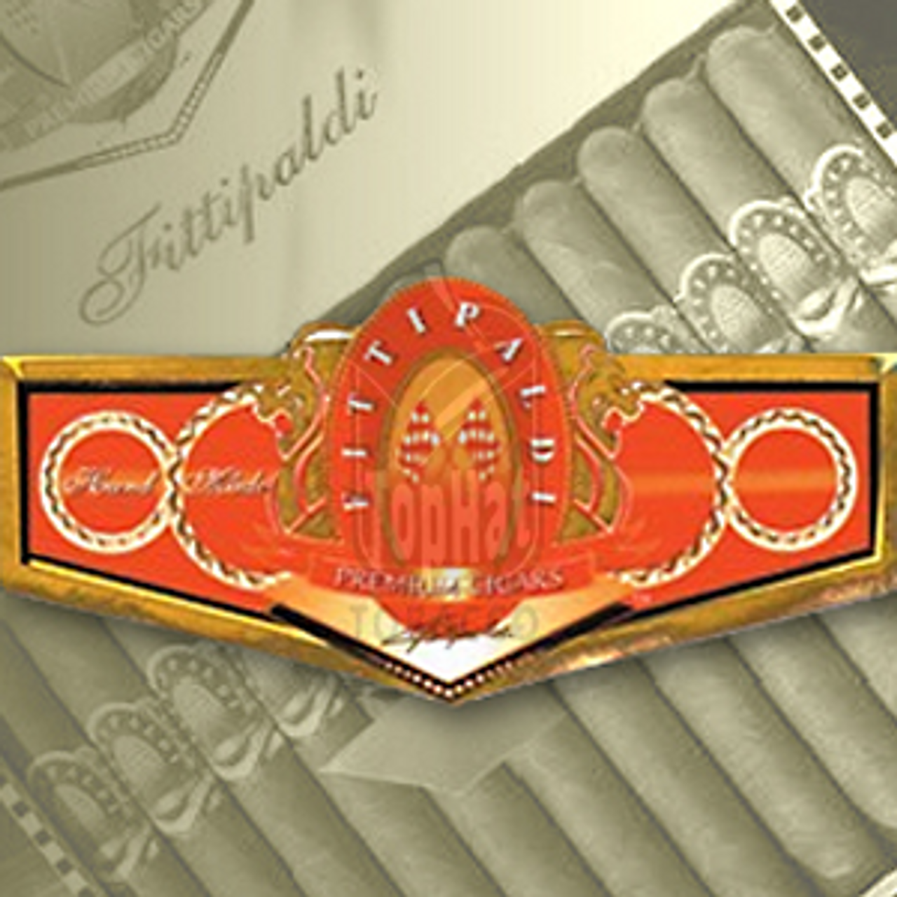 Fittipaldi Silver Churchill Maduro Cigars - 7 x 48 (Box of 25)