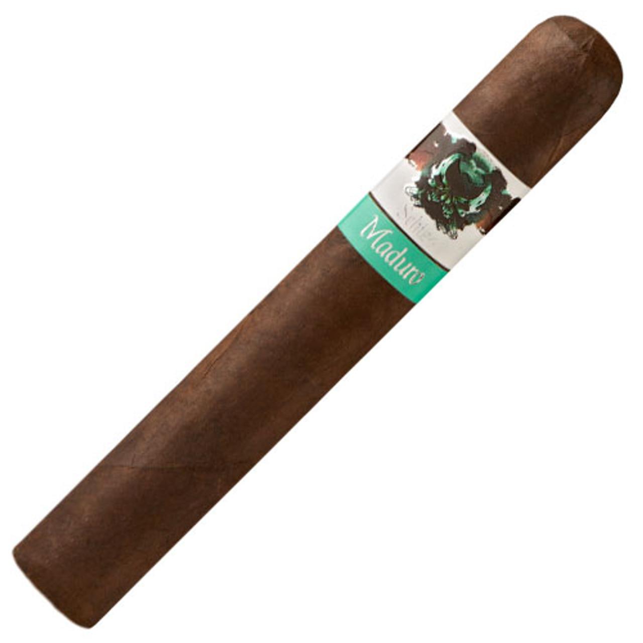 Asylum Schizo 7 X 70 Maduro Cigars - 7 x 70 (Box of 20)