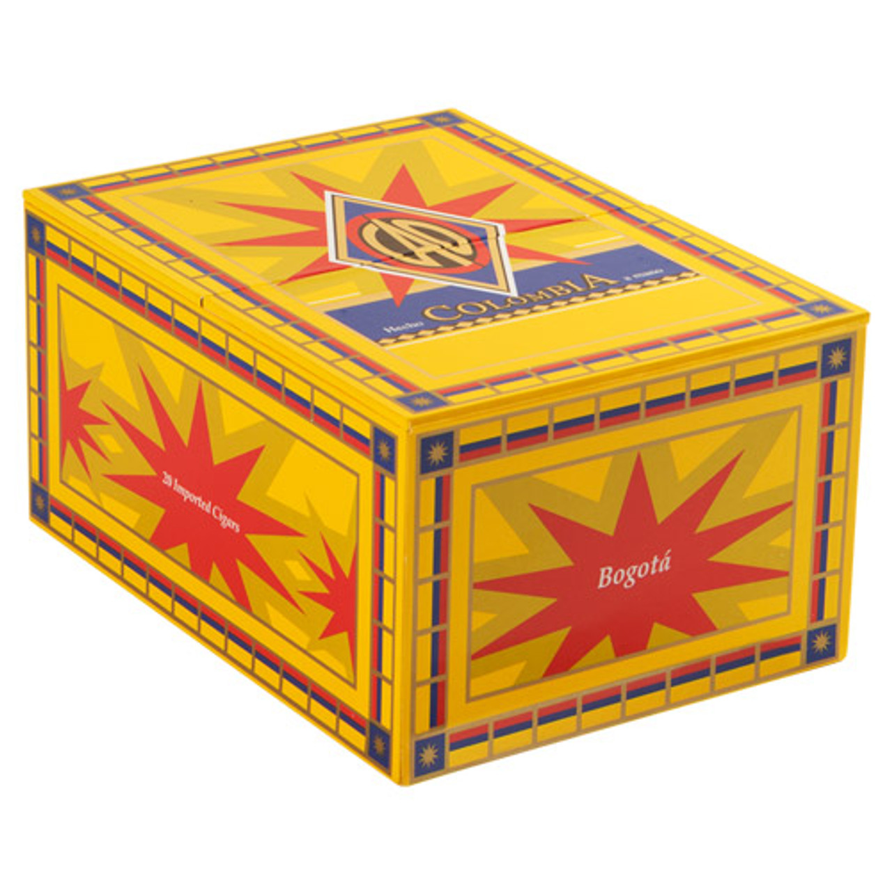 CAO Colombia Vallenato Cigars - 5 x 56 (Box of 20)