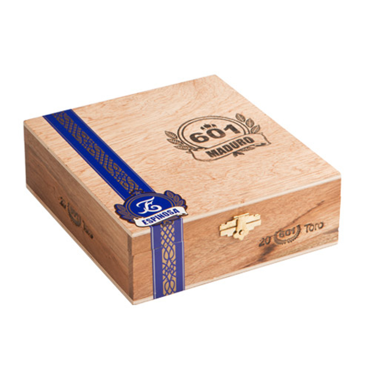 601 Blue Label Maduro Toro - 6.25 x 54 Cigars (Box of 20)