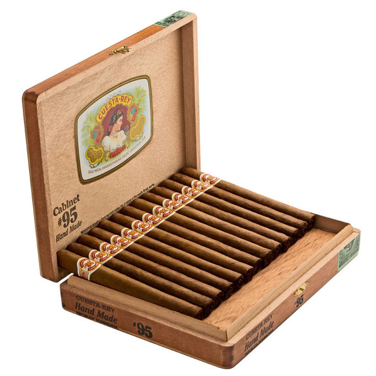 Cuesta Rey Cabinet No. 95 Cigars - 6 1/4 x 42 (Box of 25)