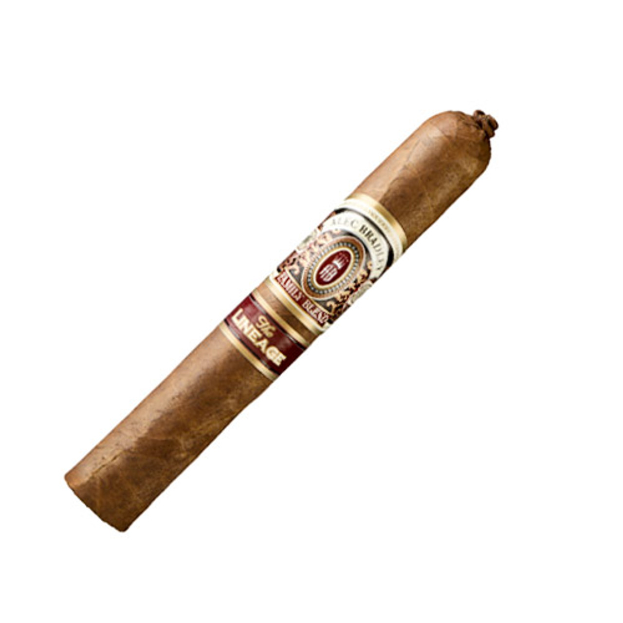 Alec Bradley Family Blend The Lineage Robusto Cigars - 5 1/4 x 52 (Box of 20)