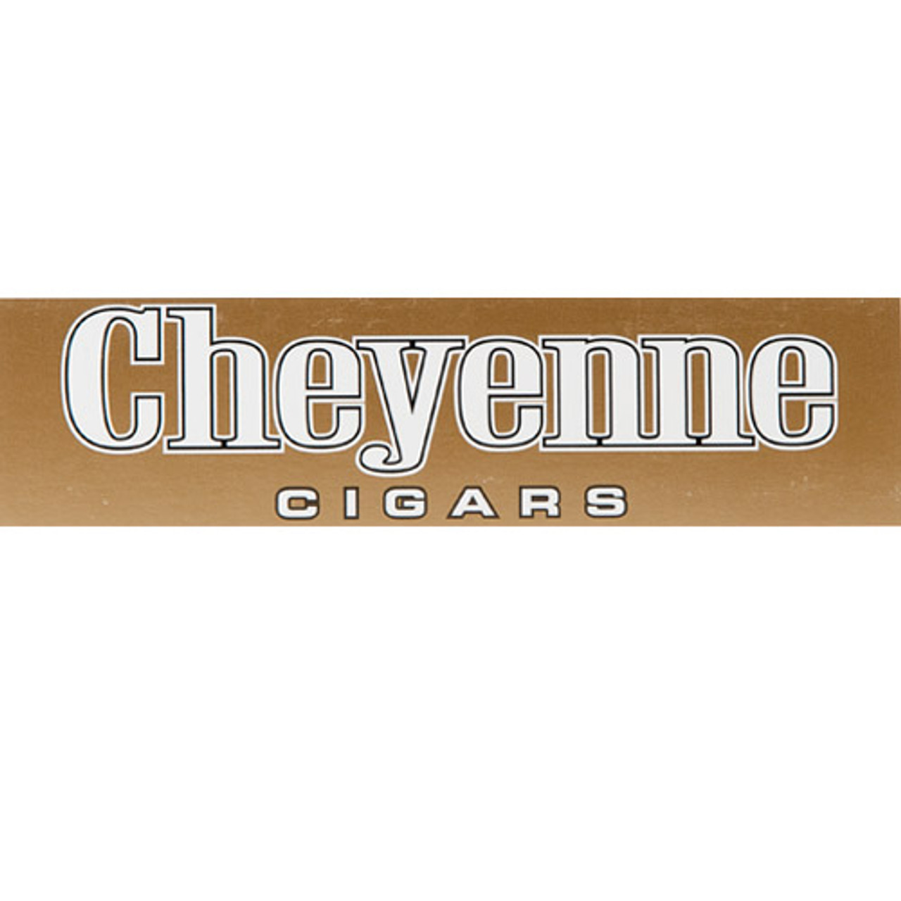 Cheyenne Filtered Menthol Cigars (10 Packs of 20) - Natural
