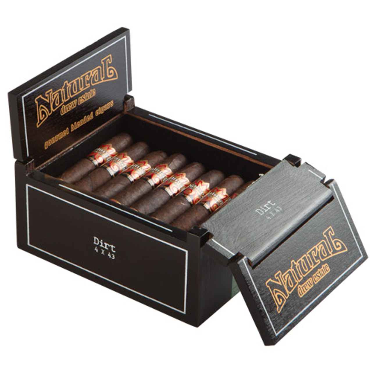 Drew Estate Natural Clean Robusto Cigars - 5 x 50 (Box of 24)
