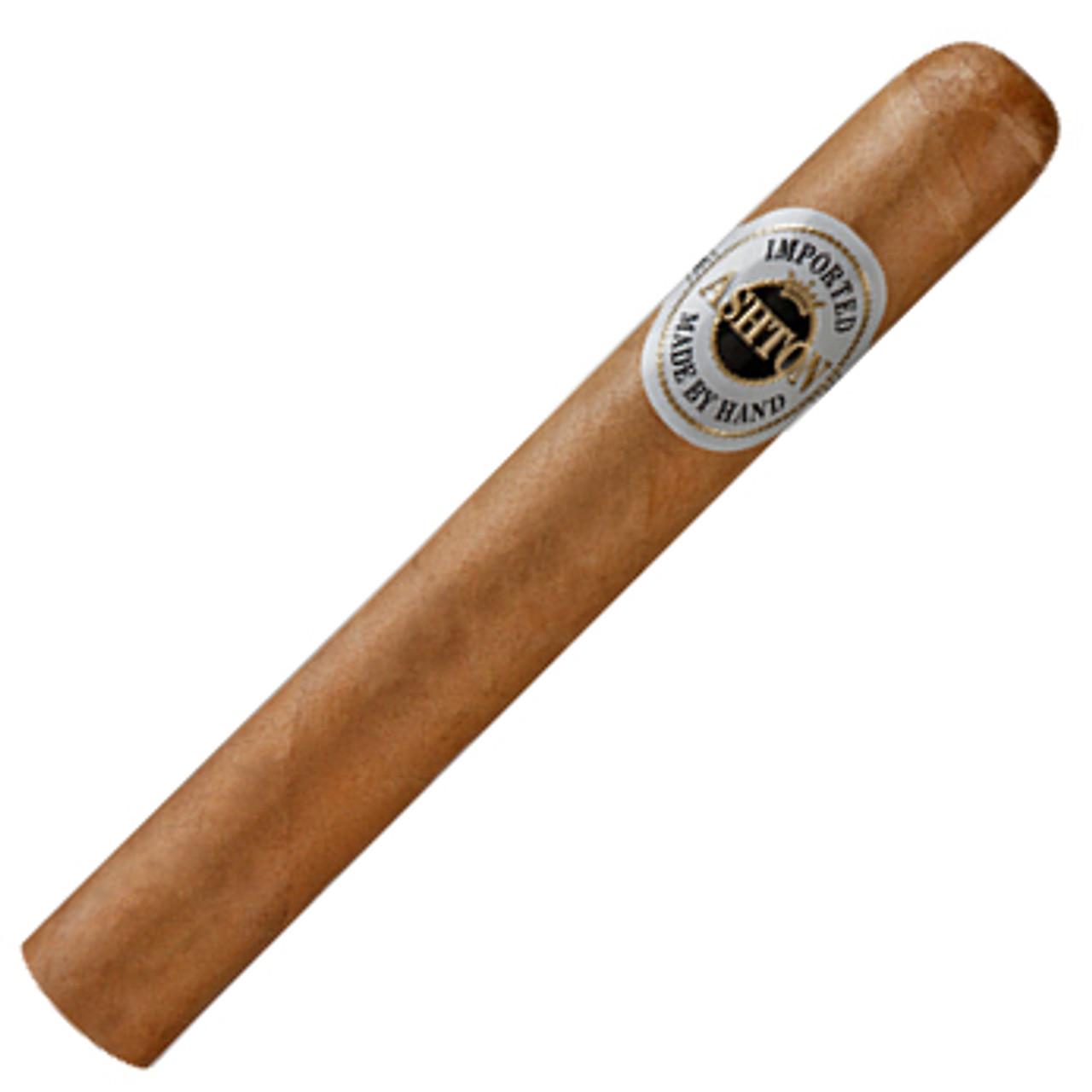 Ashton Monarch Aluminum Tubes Cigars  - 6 x 50 (Cedar Chest of 24)