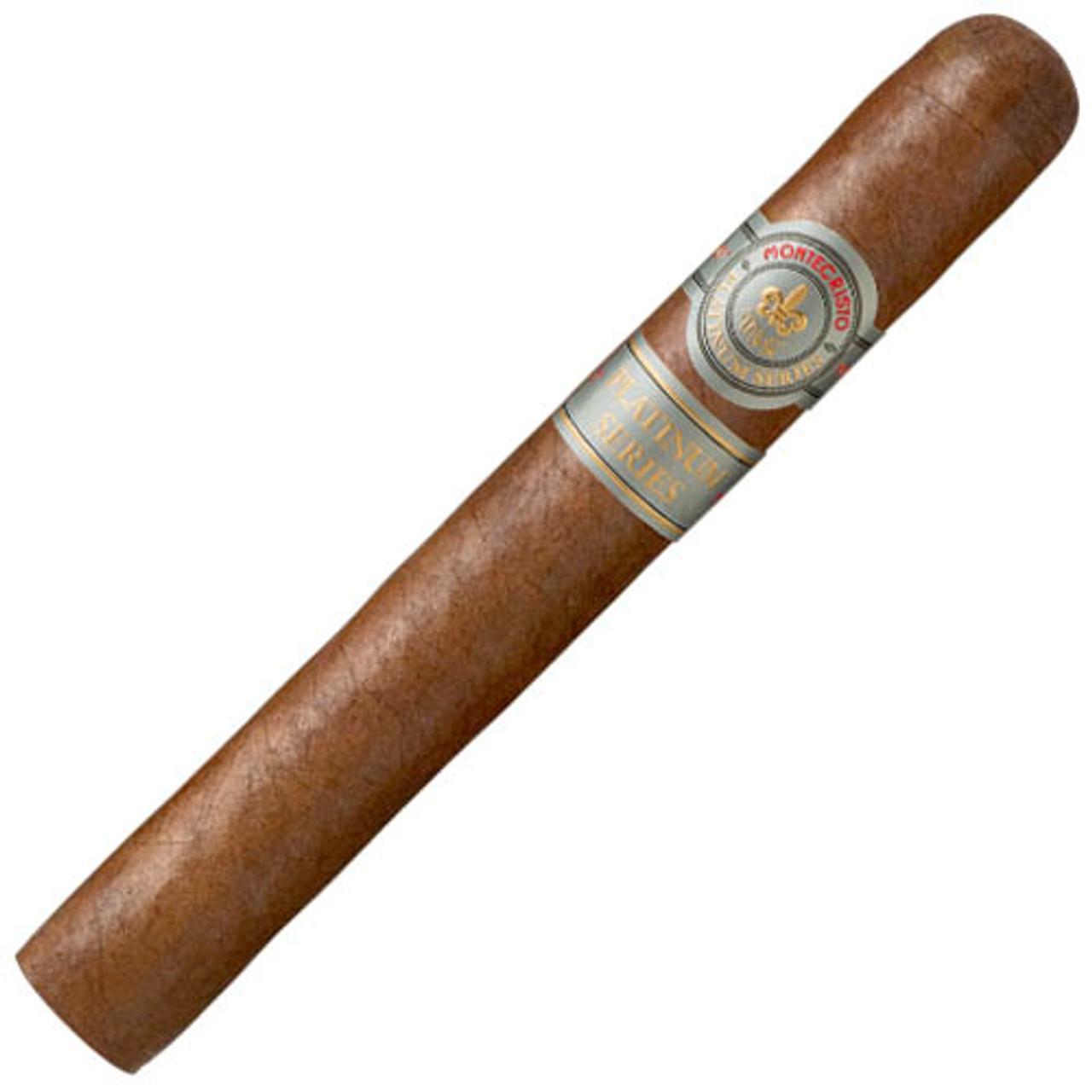 Montecristo Platinum Toro Cigars - 6 x 50 (Box of 27)