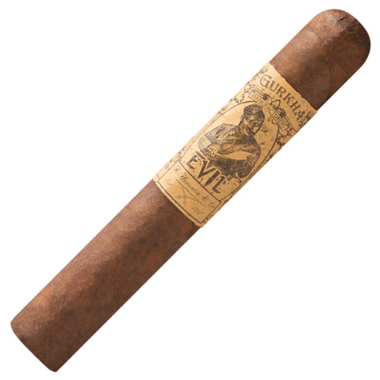 Gurkha Evil Toro Cigars - 6 x 50 (Box of 20)