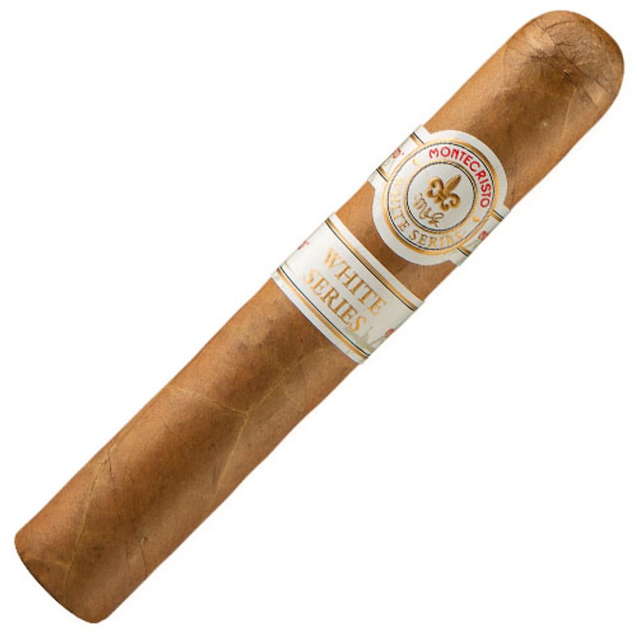 Montecristo White Series Rothchilde - 5 x 52 Cigars (Box of 27)