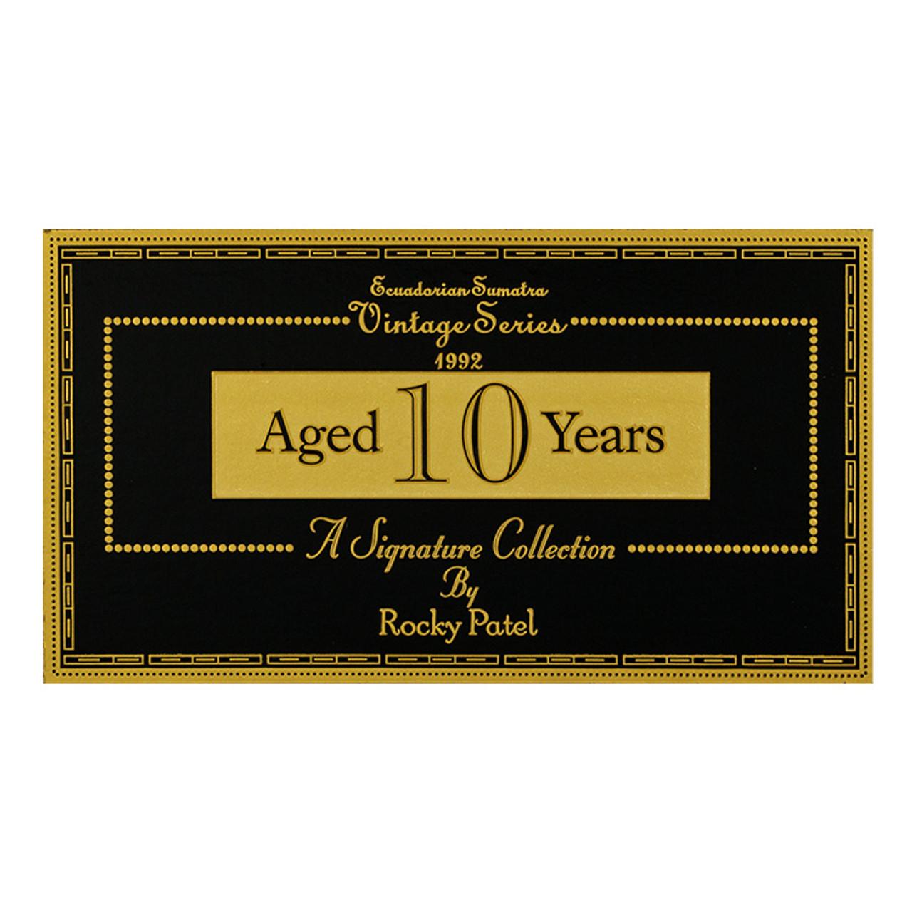 Rocky Patel Vintage 1992 Robusto Cigars - 5 1/2 x 50 (Box of 20)
