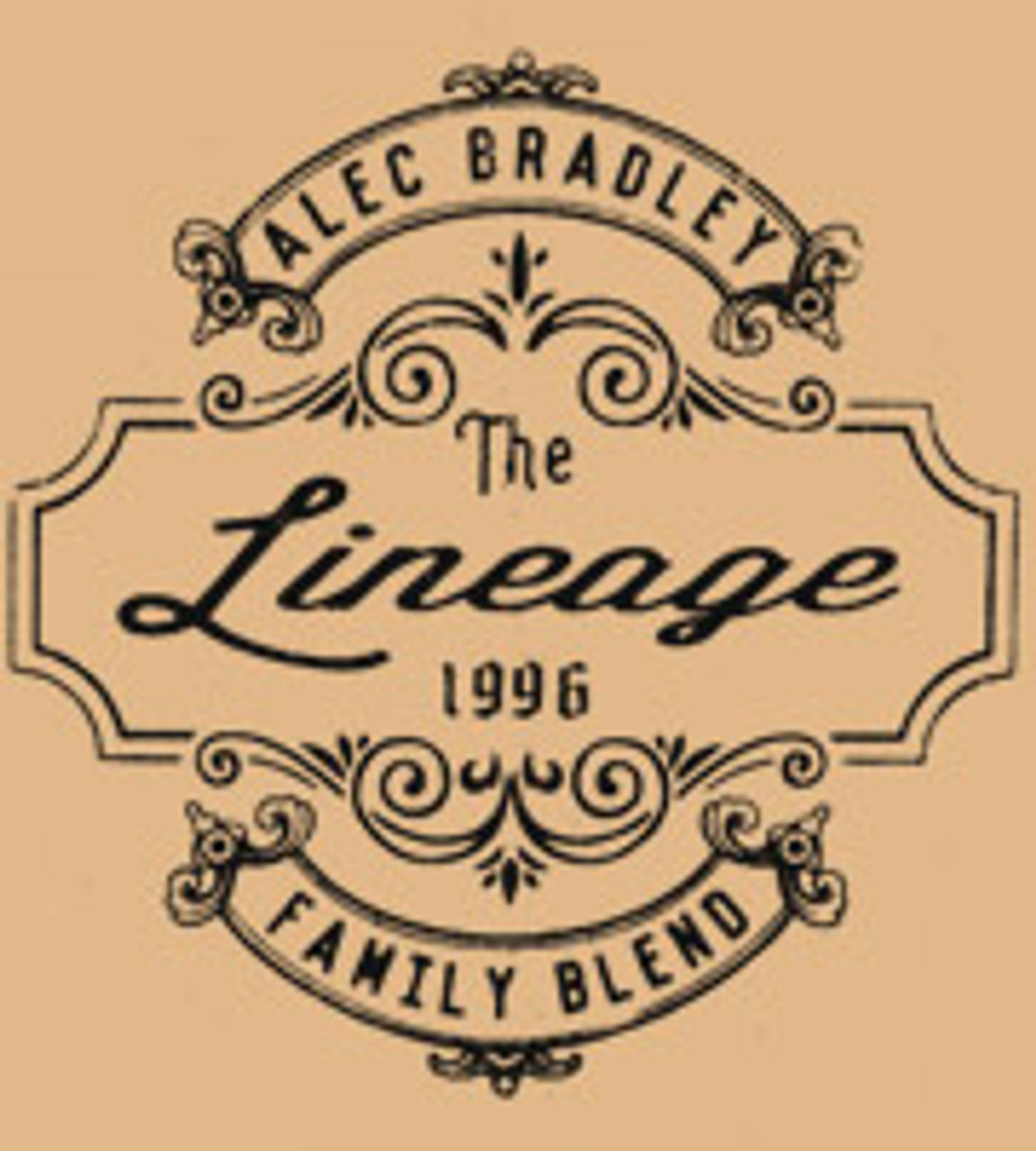 Alec Bradley Family Blend The Lineage 665 Cigars - 6 1/2 x 65 (Box of 20)
