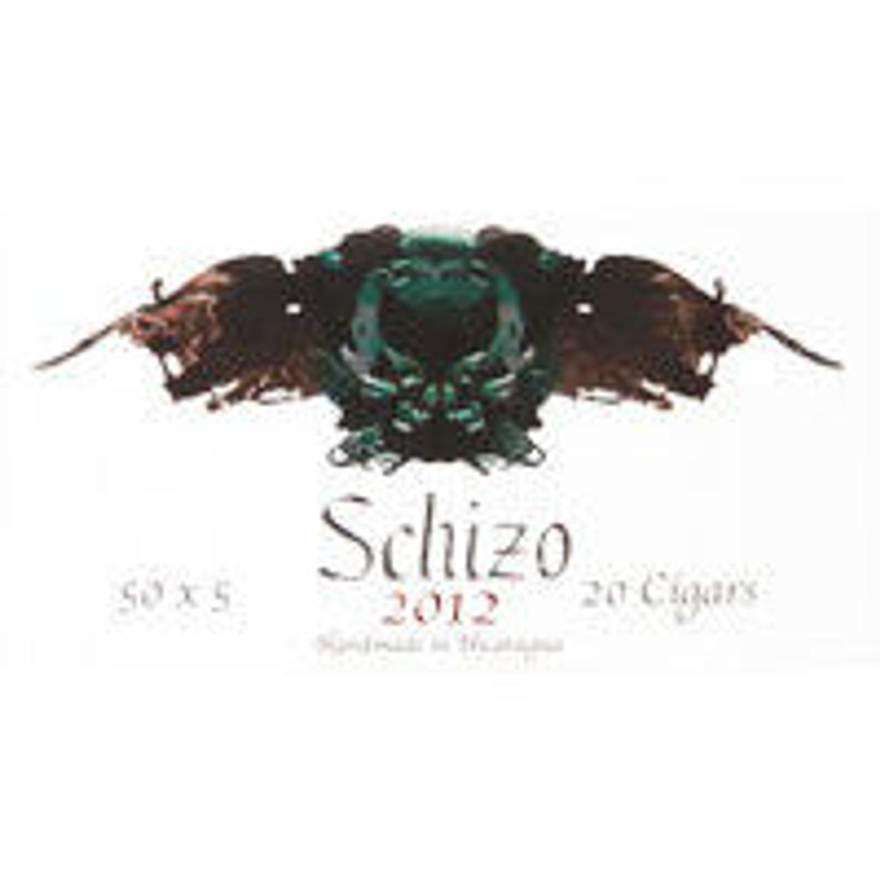 Asylum Schizo Cigar Logo