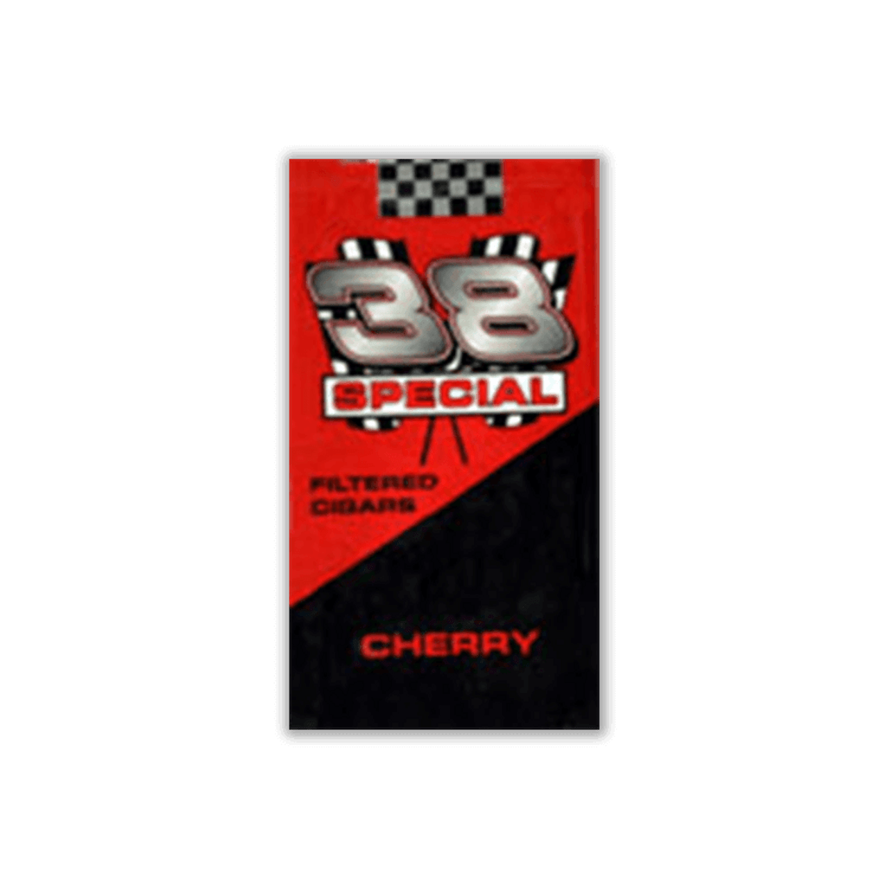 Thirty Eight Special Filtered Cherry Cigars (10 Packs of 20) - Natural
